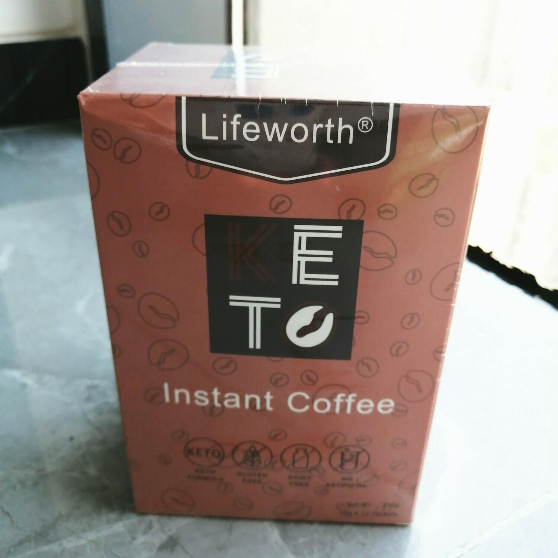 Keto Diet Coffee-18g/sachet, 12 sachets/box