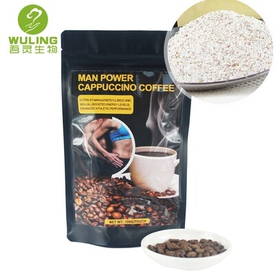 ​MAN POWER CAPPUCCINO COFFEE-5 X 20g Sachets