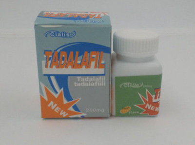TADALAFIL 100mg- Improve Male Sex Enhancement