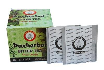 Paxherbal Bitter Tea for Diabetes and Hypertension