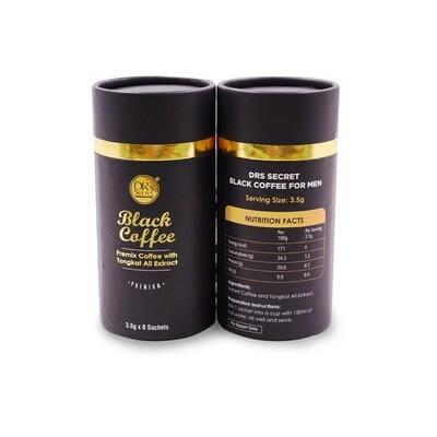 Drs Secret BLACK Coffee-Halal  (Men) NEW PROMO