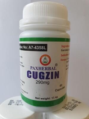 Paxherbal CUGZIN Anti-Infective and Immune Boosting Supplement
