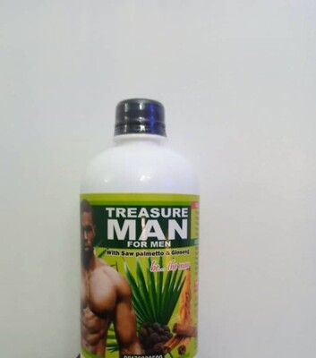 Treasure Man (For Men)  Formulated for Sexual Enhancement In Men