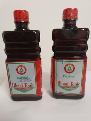 Paxherbal Blood Tonic-Herbal Remedy-500mls