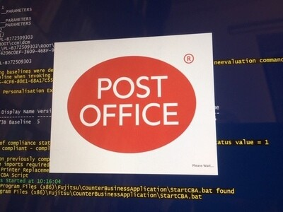 Post Office Scandal - Crowdfunder with book rewards
