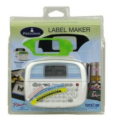 Label Machine Brother PT-90