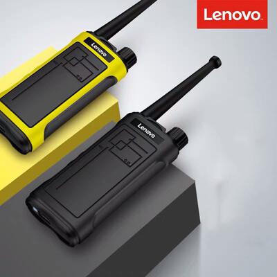 Lenovo Walkie Talkie N8 HD Audio Long battery Life High Range