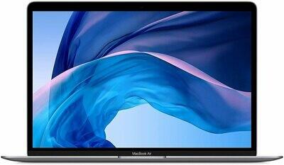 """Apple Macbook Air 2020 13"""" Core i3 8 GB 256 Gb Touch bar Space Gray Part # MWTJ2LL/A"""