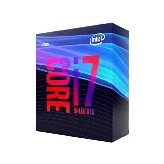 Intel Cpu Core I7 9700K Overclocked