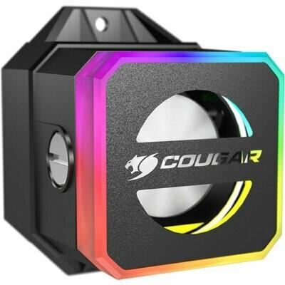 Cpu Liquid Cooling Cougar Helor 240 dual fan CPU Water Cooling RGB r (240)
