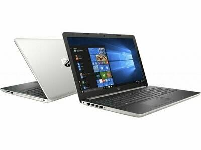 Laptop HP 15-da0005ne Silver Core i7-10210U Quad 8GB DDR4 1TB VGA 4GB NVIDIA 15.6″ LED