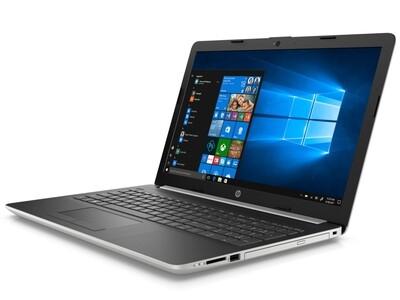 Laptop HP 15-da0005ne Silver Core i5-10210U Quad 8GB DDR4 1TB VGA 2GB NVIDIA 15.6″ LED