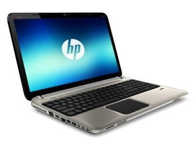 Laptop Hp Pavilion DV6 Corei3 Ram 6GB HDD 640 GB Vga 2GB Radeon Dedicated , Finger Print , Aluminium Body None Scratch-able