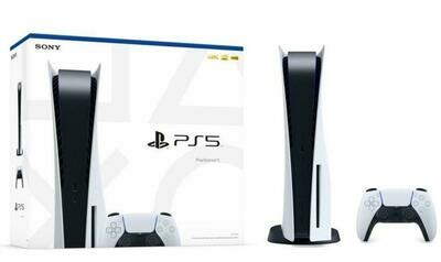 Sony PS5 Disk Version SSD 825 GB Go