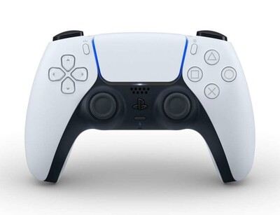 Ps5 Controller White Edition