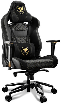Gaming Chair Cougar Armor Titan Pro Gold