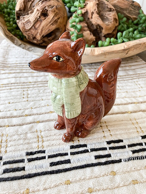 Mr. Fox Figurine