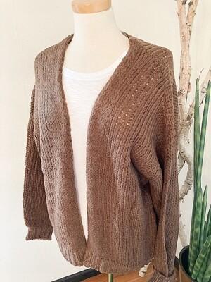 Yest Shaker Knit Cardigan