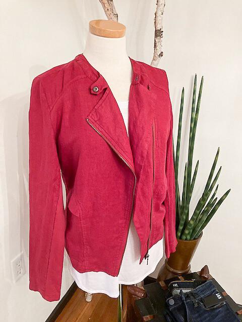 Yest Linen Jacket