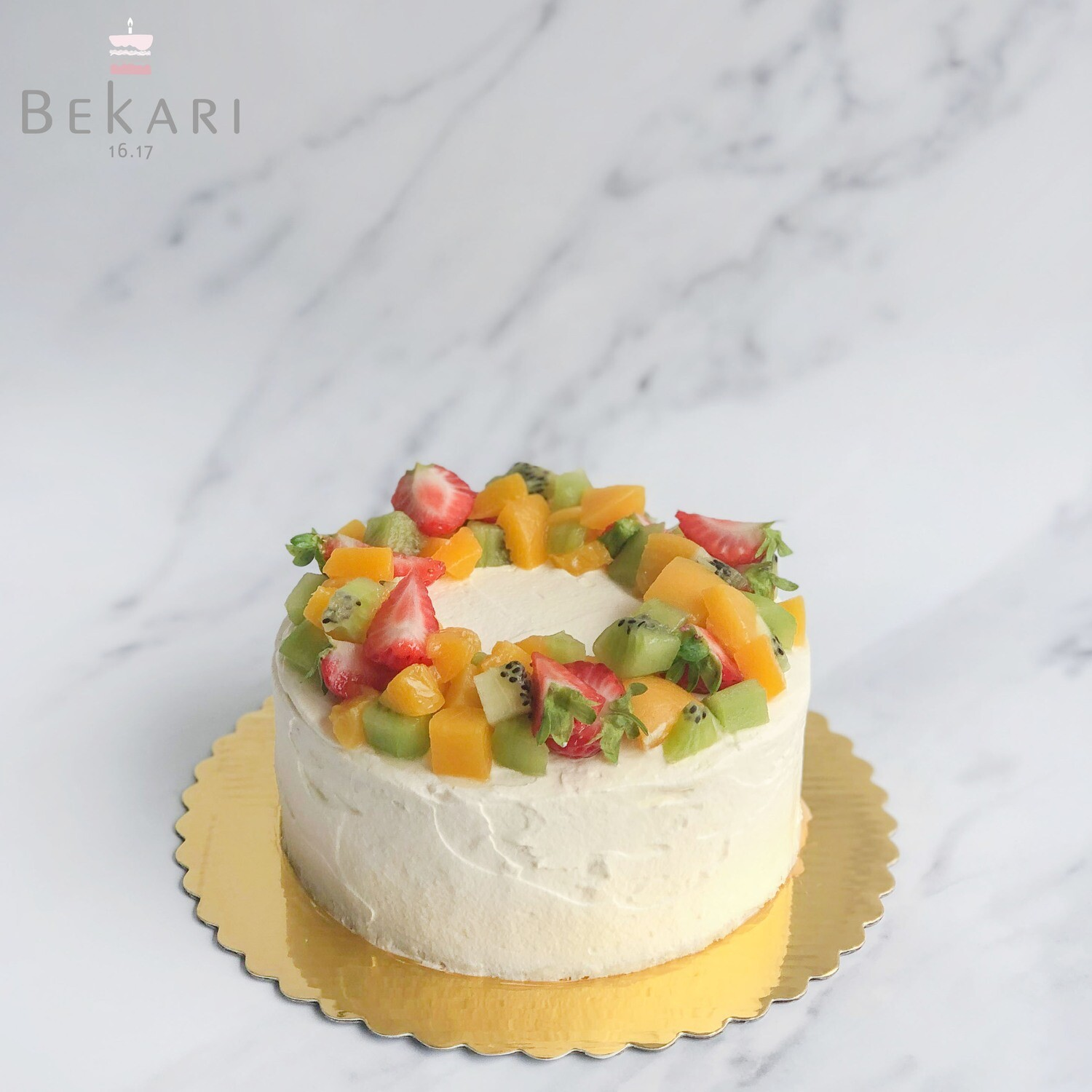 Mixed Fruit Cake