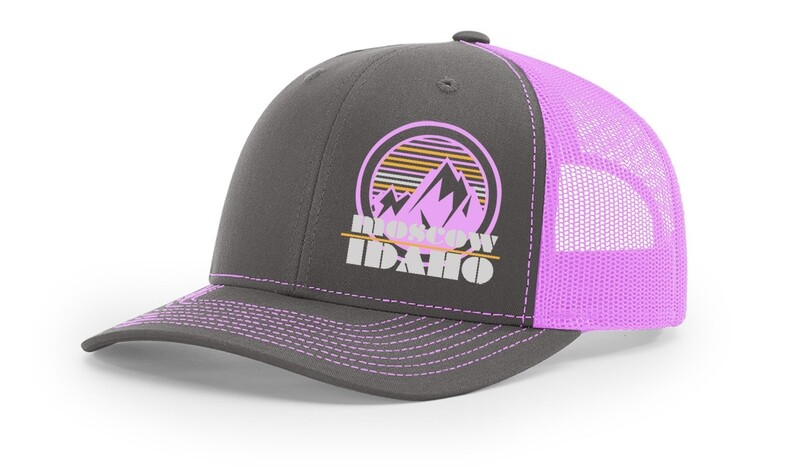 Neon Pink Moscow Hat