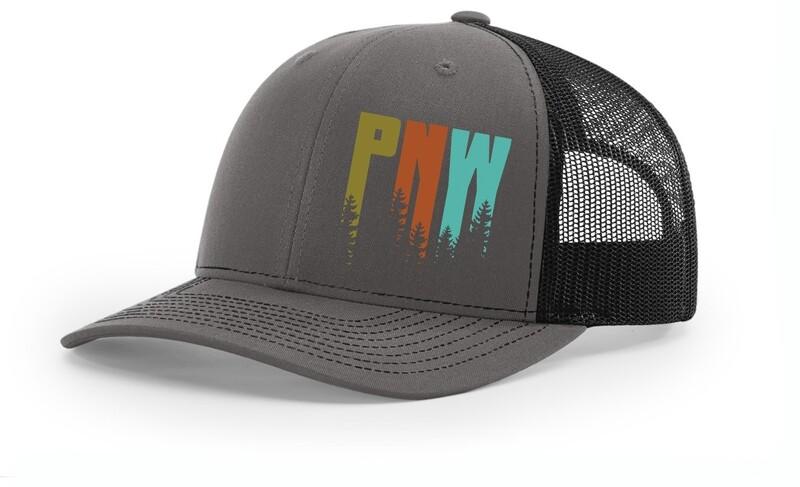 Grey/Charcoal PNW Hat