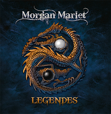 CD Digipack LégendeS - Morgan Marlet