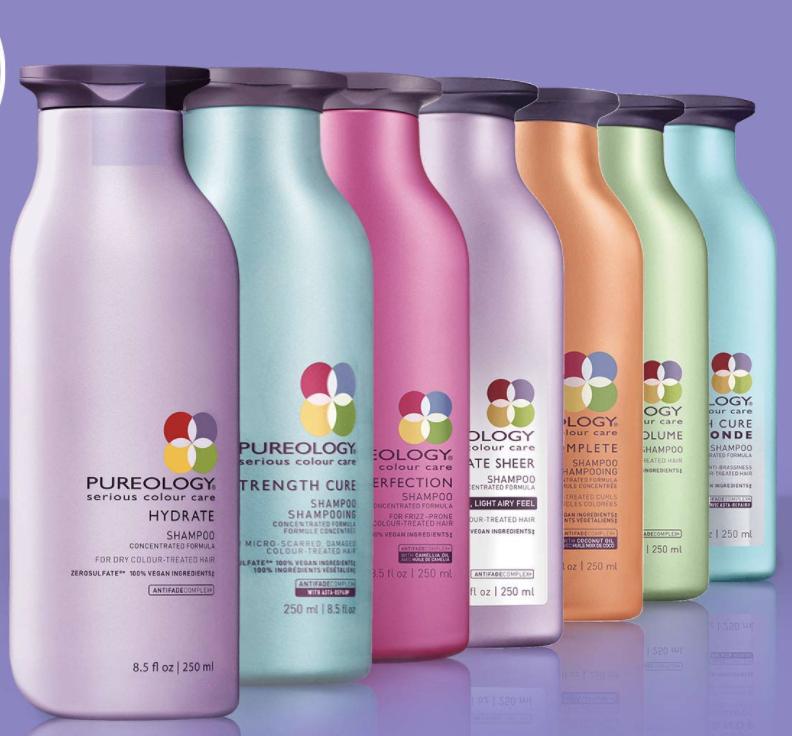 Pureology Shampoos