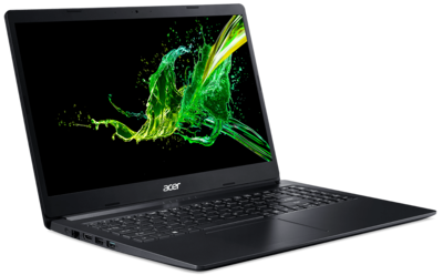 Acer Aspire A315-54 Series Black Notebook