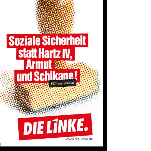 """Plakat """"Soziale Sicherheit"""""""