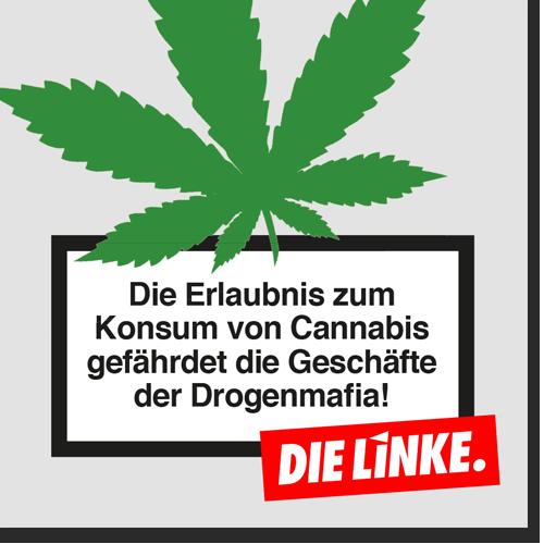 """Aufkleber """"Cannabis"""""""