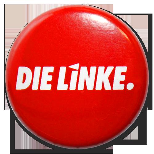 """Button """"DIE LINKE."""""""