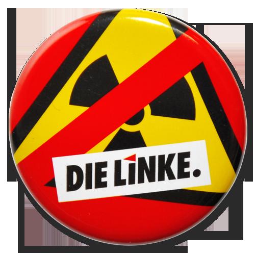 """Button """"Anti-Atomkraft"""""""