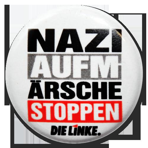 """Button """"Naziaufmärsche stoppen"""""""
