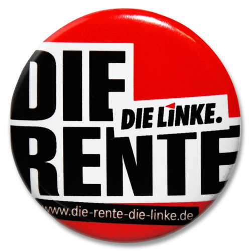 "Button ""Die Rente"""