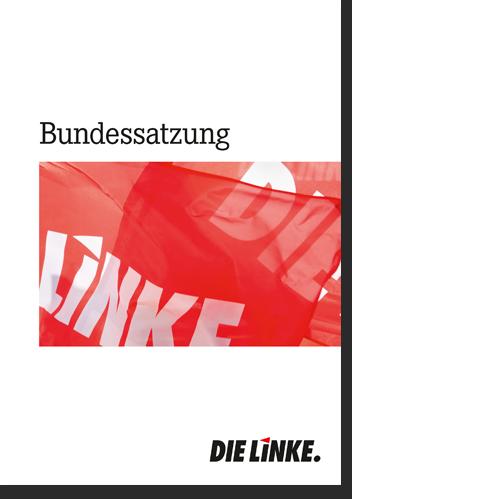"""Bundessatzung """"DIE LINKE."""""""
