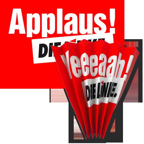 Fan-Klatschpappe