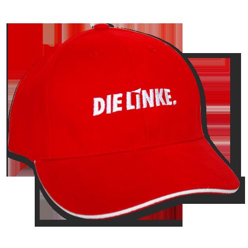 """Basecap """"DIE LINKE."""""""