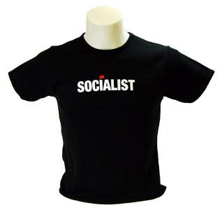 """T-Shirt """"Socialist"""""""