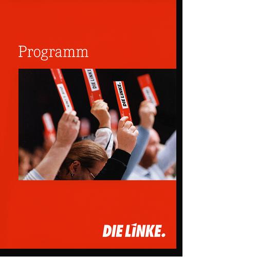 """Programm """"DIE LINKE."""""""