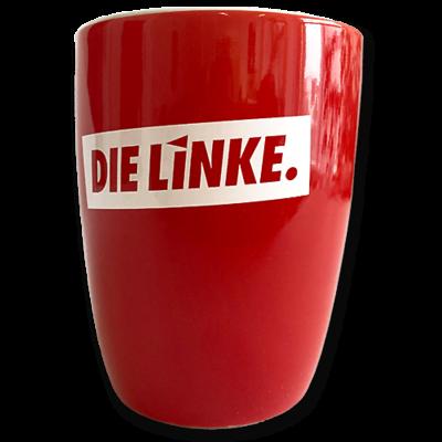 """Tasse """"DIE LINKE."""""""
