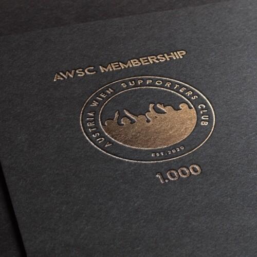 AWSC MEMBERSHIP 1000