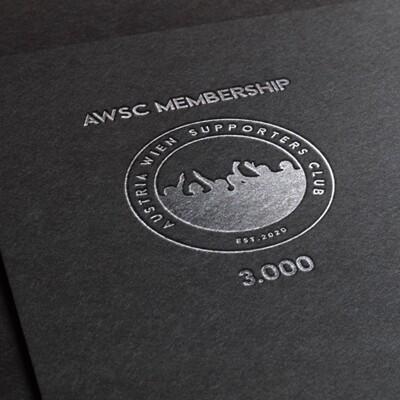 AWSC MEMBERSHIP 3000