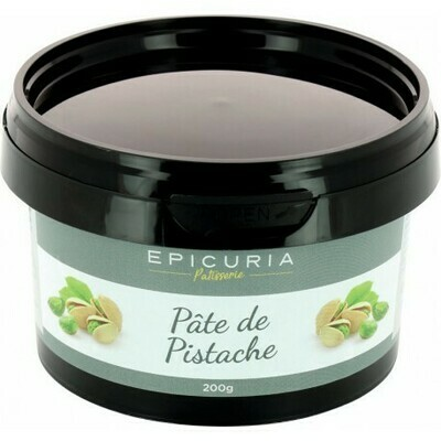 PATE DE PISTACHE EPICURIA 200G