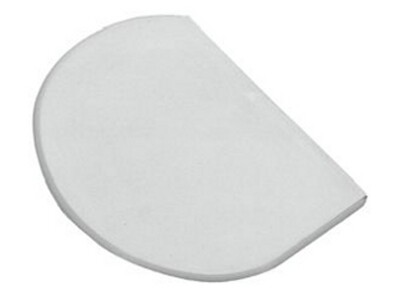CORNE RACLOIR DEMI ROND POLYPROPYLENE DE BUYER