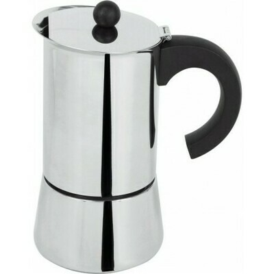 CAFETIERE INDUCTION INOX 6 TASSES CRISTEL