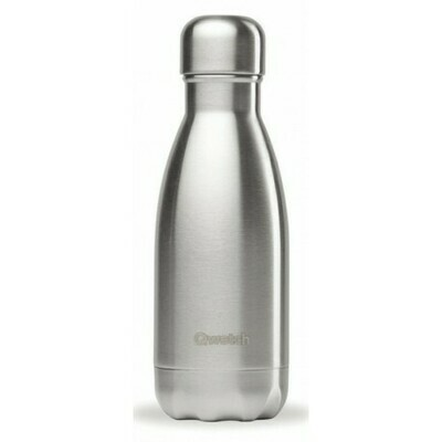 BOUTEILLE ISOTHERME INOX 26CL QWETCH