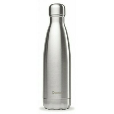 BOUTEILLE ISOTHERME INOX 50CL QWETCH