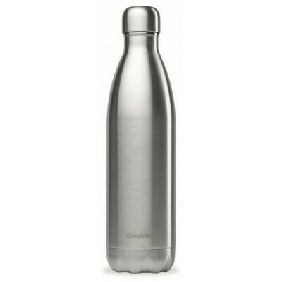 BOUTEILLE ISOTHERME INOX 75CL QWETCH