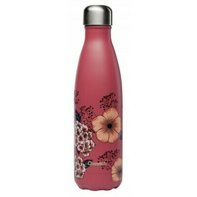 BOUTEILLE ISOTHERME ANEMONE 50CL QWETCH